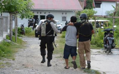 Densus 88 Juga Tangkap Terduga Teroris di Panguragan Cirebon