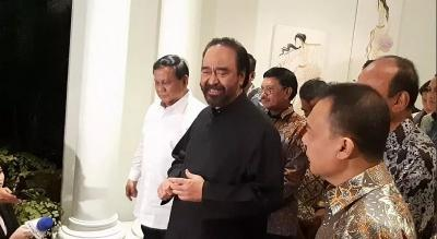 Prabowo-Paloh Usulkan Amandemen UUD Menyeluruh, Zulhas: Itu Sulit