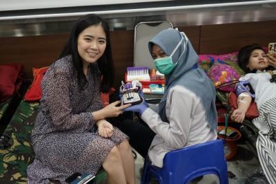 MNC Peduli Kembali Donor Darah, Target 400 Kantong
