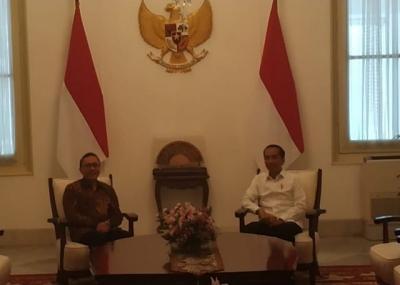Zulhas Jelaskan ke Jokowi tentang Amandemen Terbatas UUD 1945