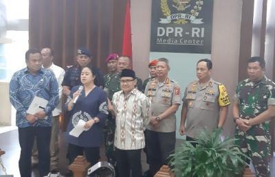 30 Ribu Personel TNI-Polri Dikerahkan Amankan Pelantikan Presiden