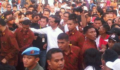 Jelang Pelantikan Jokowi, Masyarakat Diminta Menjaga Situasi agar Damai