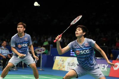 Salah Daftarkan Pemain, Ganda Campuran Andalan Thailand Absen di Denmark Open 2019