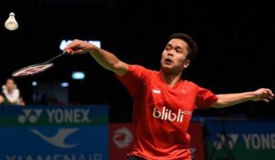 Jelang Tampil di Denmark Open 2019, Ini yang Dipersiapkan Anthony