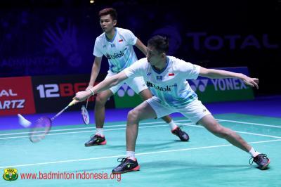 Daftar Wakil Indonesia di Denmark Open 2019