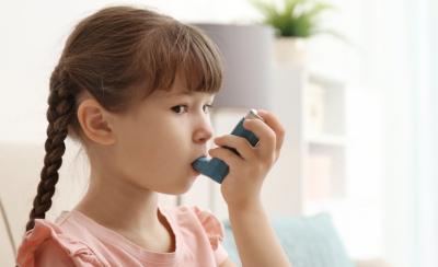 Kenali Penyebab Asma pada Anak dan Gejalanya