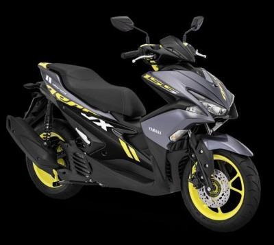 Power Weight Ratio Tinggi, Kunci Yamaha Aerox 155 Hadapi Persaingan Skutik Bongsor