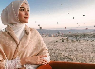 Intip 5 Momen Keseruan Liburan Citra Kirana ke Turki