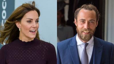 Kate Middleton Ikut Terapi untuk Sembuhkan Adiknya yang Depresi Berat