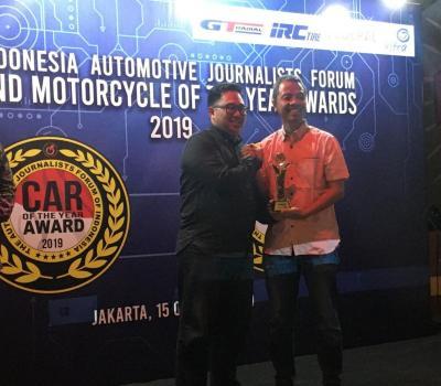 Wuling Almaz Sabet Gelar Mobil Terbaik 2019 versi FORWOT
