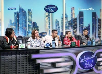 Cuplikan Keseruan Babak Audisi Indonesian Idol 2019