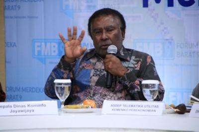 Pemkab Jayawijaya Harap Palapa Ring Dorong Ekonomi Digital Setempat Tumbuh Cepat