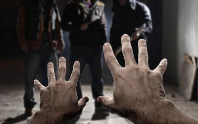Anggota Polsek Ngemplak Sleman Babak Belur Dikeroyok 2 Pemuda
