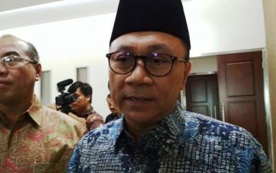 Zulhas Akui PAN Akan Dukung Pemerintahan Jokowi