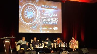 Kabinet Baru Jokowi Jangan Lupakan Proyek Prioritas Sektor Pariwisata