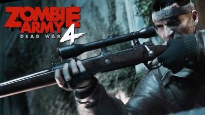 Game Zombie Army 4: Dead War Bisa Dimainkan di PS4 dan Xbox One