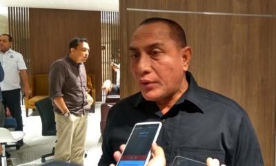 Wali Kota Medan Ditangkap KPK, Gubernur Sumut: Sudah Sering Diingatkan