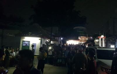 Densus 88 Tangkap Terduga Teroris di Tambun Selatan