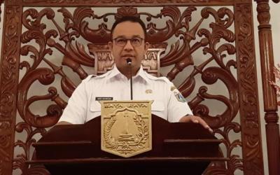 Anies 2 Tahun Pimpin Jakarta, Ini Harapan Warga Ibu Kota