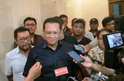 Ketua MPR: Kehadiran Mega-SBY di Pelantikan Presiden Meneduhkan Politik Tanah Air