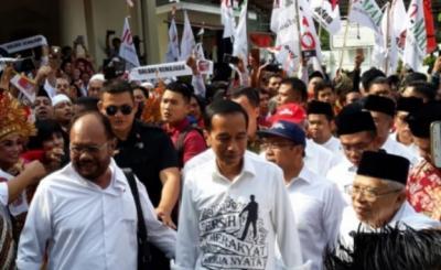 Karnaval Budaya Batal, Relawan Jokowi Akan Tetap ke Istana
