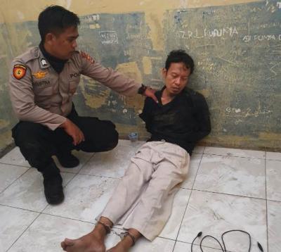 Abu Rara Penusuk Wiranto Beri Pisau ke Anaknya untuk Serang Polisi