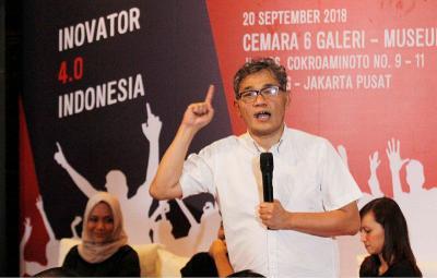 Budiman Sudjatmiko Sepakat Jokowi Butuhkan SDM Desa yang Unggul
