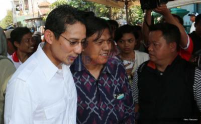 Sandiaga Ngaku Beberapa Kali Ditawarkan Prabowo Kembali Jabat Wagub DKI