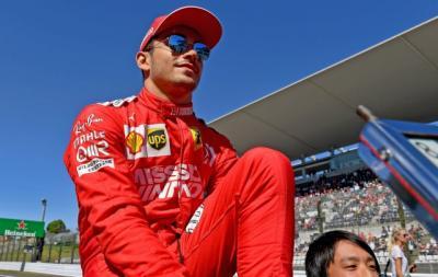 Dirumorkan Bakal Geser Posisi Vettel di Ferrari, Ini Komentar Leclerc