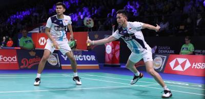 Jelang 16 Besar Denmark Open 2019, Fajar Rian Ingin Jaga Kondisi