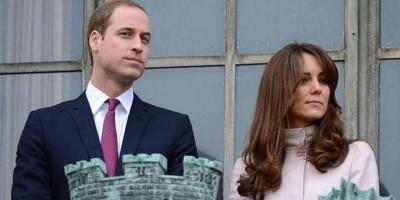 Ikuti Jejak Putri Diana, Pangeran William dan Kate Middleton Kunjungi Pasien Kanker
