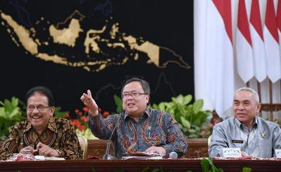 'Titip' Ibu Kota Baru, Sinyal Bambang Brodjonegoro Tak Lagi Jadi Menteri?