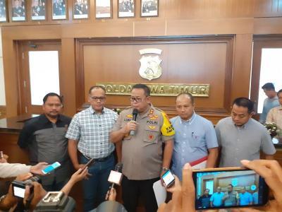 Amankan Pelantikan Jokowi-Ma'ruf, Polda Jatim Terjunkan 800 Personel