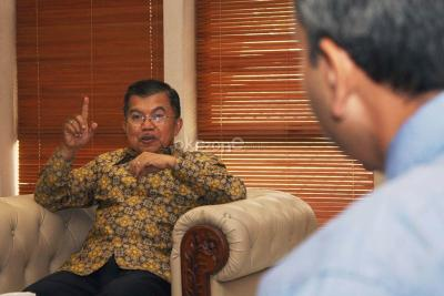 Mendagri: JK Sosok Profesional yang Bisa Jabarkan Nawacita Jokowi