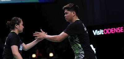 Susah Payah ke Perempatfinal, Praveen Melati Petik Pelajaran Berharga