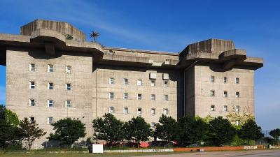 Hotel Mewah Ini Ternyata Bekas Bunker Nazi Zaman Perang Dunia II