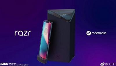 Ponsel Lipat Motorola Razr Bakal Meluncur, Ini Spesifikasi dan Harganya
