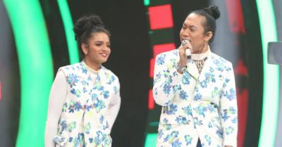 Duet Romantis Peserta The Voice Indonesia 2019 Nyanyikan Lagu Senorita