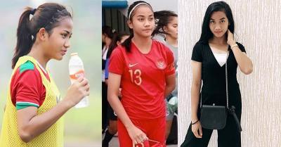 Potret Cantik Shafira Putri, Atlet Bulu Tangkis yang Beralih ke Sepak Bola