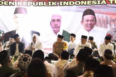 Orasi Menggetarkan Habib Luthfi Jelang Pelantikan Presiden