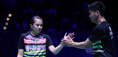Beda Nasib Fajar Rian dan Praveen Melati di Perempatfinal Denmark Open 2019