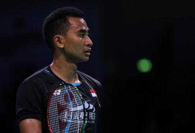 Ditumbangkan Momota, Tommy Gagal ke Final Denmark Open 2019