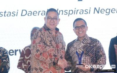 Raih Anugerah Tokoh Sang Pemimpin untuk Kategori Pariwisata, Bupati Banyuwangi Pamer 3 Event