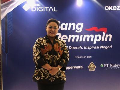 Inspirasi Perempuan, Ni Putu Eka Wiryastuti Sukses Jadi Sang Pemimpin di Tabanan