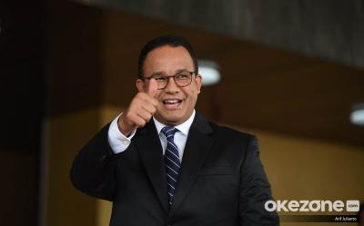 Jokowi-Ma'ruf Dilantik, Anies : Semoga Harapan Rakyat Segera Terlaksana