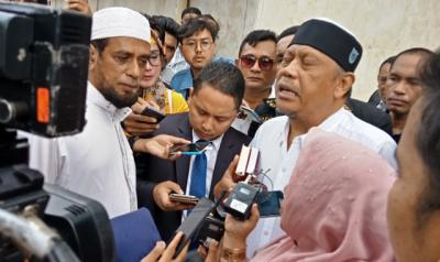 Kembali Ditangkap, Eggi Sudjana Diperiksa Intensif di Polda Metro Jaya