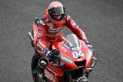 Dovizioso Kecewa meski Finis Ketiga di MotoGP Jepang 2019