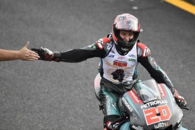 Usai Raih Rookie of The Year, Quartararo Incar Titel Lain di MotoGP 2019