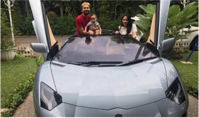 Cerita Impian Raffi Ahmad Sebelum Miliki Lamborghini yang Terbakar