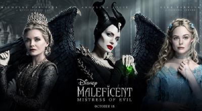 Maleficent: Mistress of Evil Geser Joker di Box Office Amerika Utara